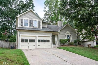Kennesaw Single Family Home For Sale: 1170 Rockmart Cir