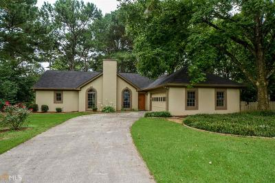 Grayson Single Family Home Under Contract: 1440 Seth