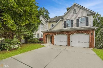 Milton Single Family Home Under Contract: 535 Waterhaven Ln