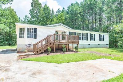 Senoia Single Family Home Under Contract: 694 Nixon Rd