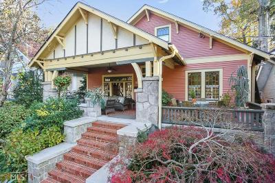 Ansley Park Single Family Home For Sale: 171 NE Westminster Dr
