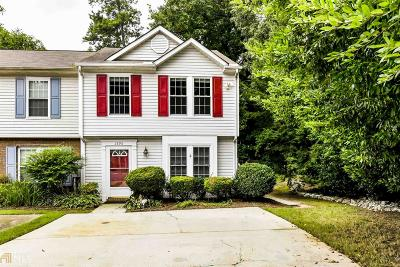 Chamblee Condo/Townhouse Under Contract: 2898 Dresden Sq