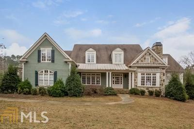 Alpharetta Single Family Home Under Contract: 545 Glen National Dr