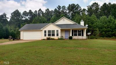 Senoia Single Family Home Under Contract: 199 Glazier Farms Way