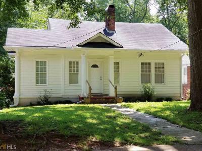 Sylvan Hills Single Family Home For Sale: 934 Harte
