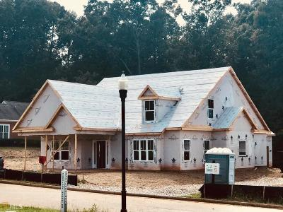 Greensboro Single Family Home For Sale: 1331 Carriage Ridge Dr #A35