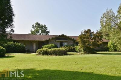 Elbert County, Franklin County, Hart County Single Family Home Under Contract: 7441 Royston Rd