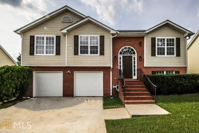 Lithonia Single Family Home For Sale: 5815 Spring Mill Cir