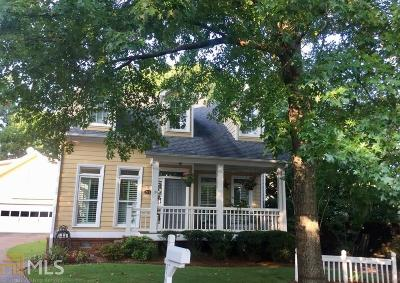 Decatur Single Family Home Under Contract: 219 Ridley Ln
