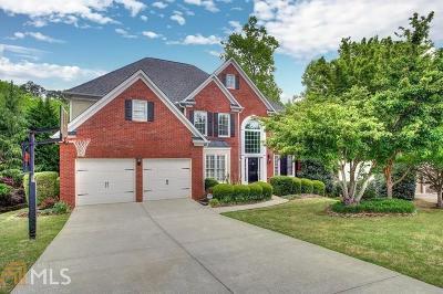 Johns Creek Single Family Home Under Contract: 5325 Lexington Woods Ln