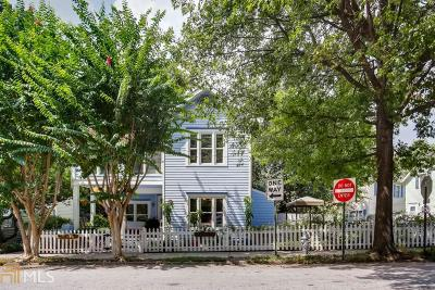 Grant Park Single Family Home Under Contract: 300 Glenwood Ave