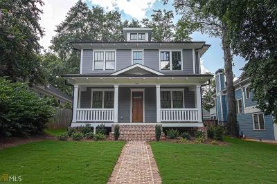 Decatur Single Family Home Under Contract: 909 3rd Ave