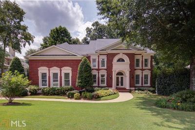 Alpharetta Single Family Home For Sale: 10410 Stanyan St #33