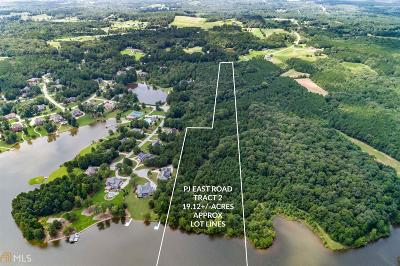 Covington Farm For Sale: P J East Rd
