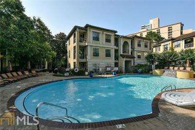 Brookhaven Condo/Townhouse Under Contract: 3777 Peachtree Rd #1417