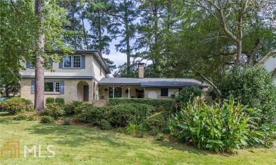 Clarkston Single Family Home Under Contract: 4078 Yuma Dr