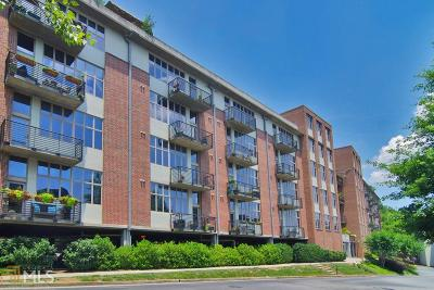 Glen Iris Lofts Condo/Townhouse Under Contract: 640 Glen Iris Dr #618
