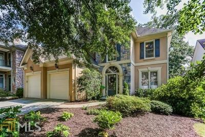 Brookhaven Single Family Home Under Contract: 1387 Canoochee Dr