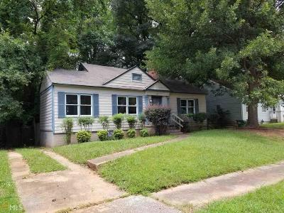 Capital View Manor Single Family Home For Sale: 499 Erin Ave
