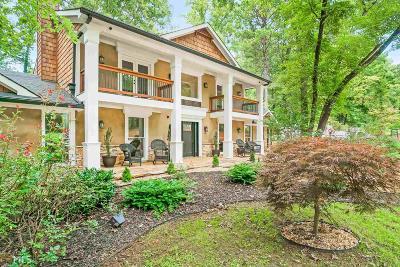 Woodstock Single Family Home For Sale: 2697 S Cherokee Ln