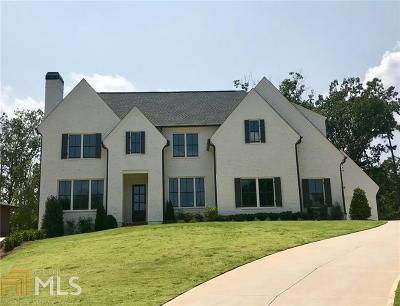 Roswell, Sandy Springs Single Family Home For Sale: 701 Bass Way