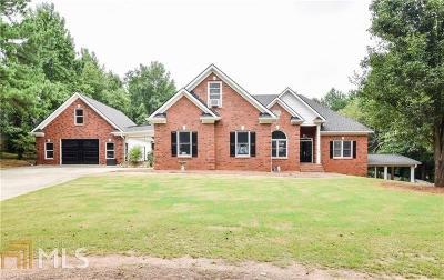 Loganville Single Family Home Under Contract: 1684 Ozora Rd