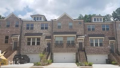 Chamblee Condo/Townhouse For Sale: 4139 Torver Ln