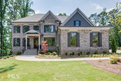 Forsyth County Single Family Home For Sale: 4085 Wildberry Ln