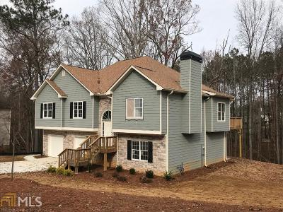 Acworth Single Family Home Under Contract: 3668 Autumn Vw Dr #13