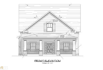 Greensboro Single Family Home For Sale: 1321 Carriage Ridge #A34