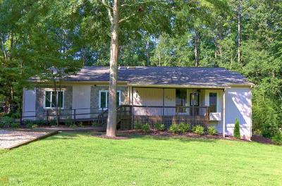 Peachtree City Single Family Home For Sale: 107 Melrose Ct