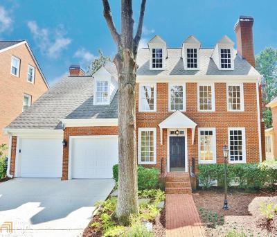 Brookhaven Single Family Home For Sale: 2144 Village Pt