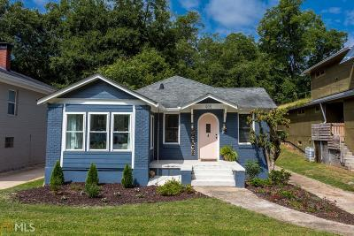 Ormewood Park Single Family Home For Sale: 905 Moreland Ave