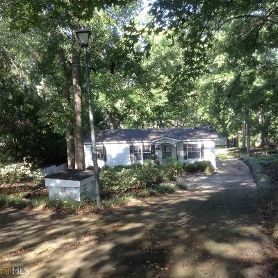 Buckhead, Eatonton, Milledgeville Single Family Home For Sale: 152 SE Possum Point Dr #5