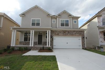 Braselton Single Family Home For Sale: 1370 Oberlin Ter #112