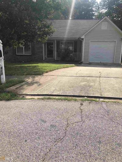 Henry County Single Family Home Under Contract: 417 Village Cir