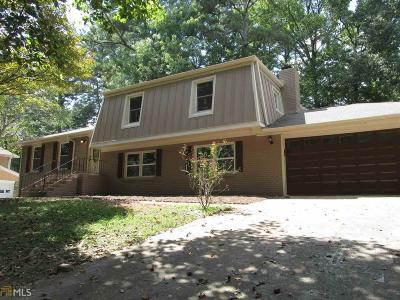 Lithonia Single Family Home For Sale: 3359 Miller Rd