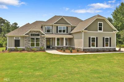 Newnan Single Family Home For Sale: 60 Clearview Estates Dr #25