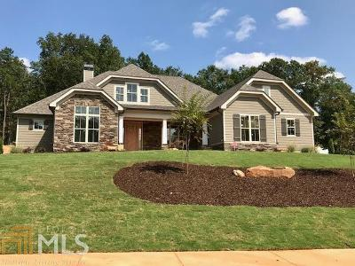 Fayetteville GA Single Family Home Under Contract: $465,270
