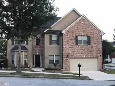 Snellville Single Family Home For Sale: 4696 SW Beau Point Ct