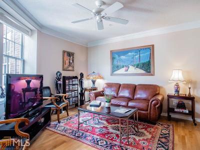 Cornerstone Village Condo/Townhouse Under Contract: 800 Peachtree St #406