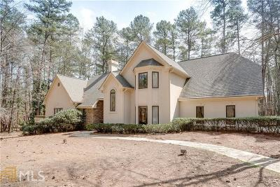 Stone Mountain Single Family Home For Sale: 1347 Silver Hill Rd