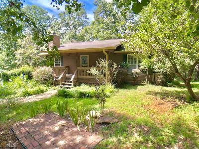 Demorest Single Family Home Under Contract: 380 Cross Creek Trl