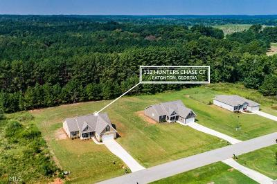 Buckhead, Eatonton, Milledgeville Single Family Home For Sale: 132 Hunters Chase Ct