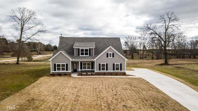 Statham Single Family Home For Sale: 209 Thurmond Rd #1