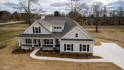 Statham Single Family Home For Sale: 203 Thurmond Rd #2