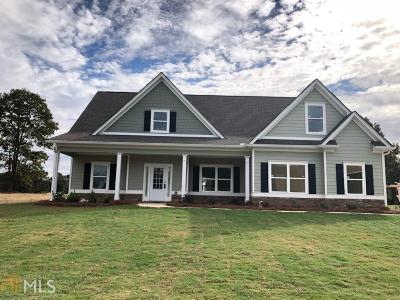 Statham Single Family Home For Sale: 199 Thurmond Rd #3