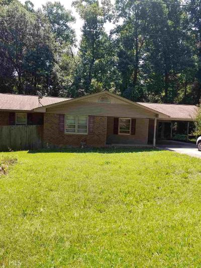 Winder Single Family Home For Sale: 651 Chicken Lyle Rd