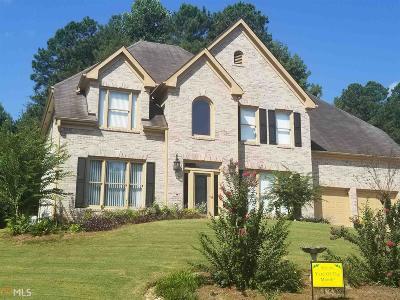 Ellenwood Single Family Home For Sale: 4015 Broadleaf Walk