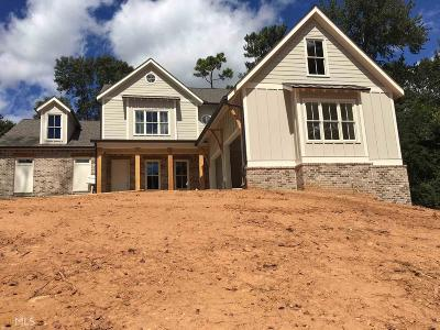 Smyrna Single Family Home For Sale: 3858 Hillcrest Dr